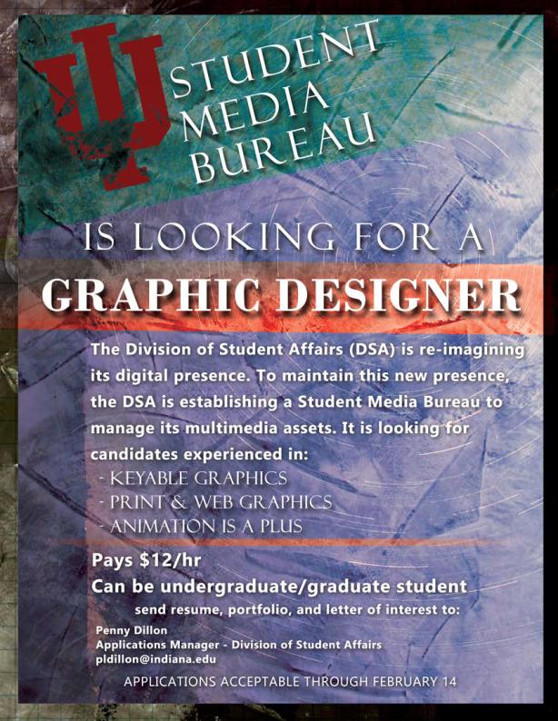 SMB Graphic Design Flyer